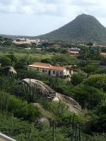 Hooiberg as seen from Casabari