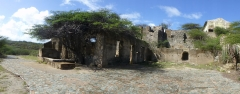 Abandoned gold mine, Aruba