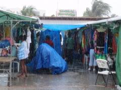 Rain in Aruba