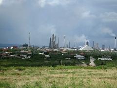 San Nicolas refinery