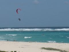 Windy day in Auba