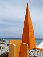 Salt obelisk