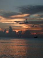 Sunset, Grand Cayman