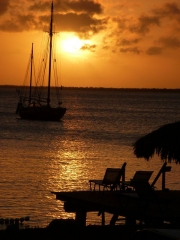 Sunset, Divi Flamingo, Bonaire