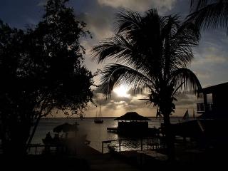 Last sunset in Bonaire