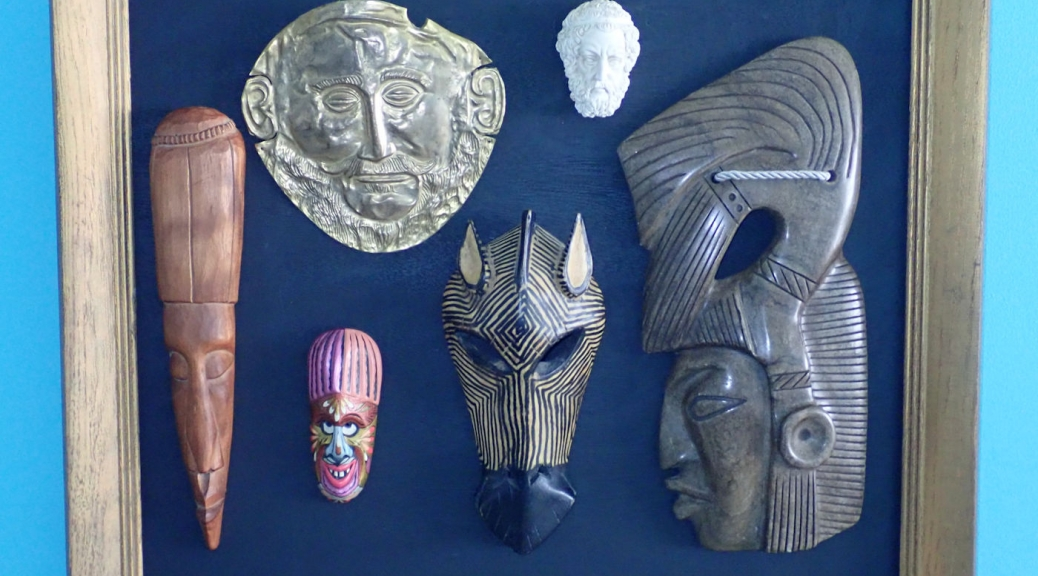 Some of our mask collection