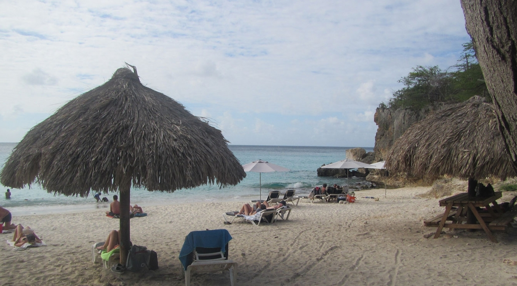 Playa Kenepa Chiki, Curacao
