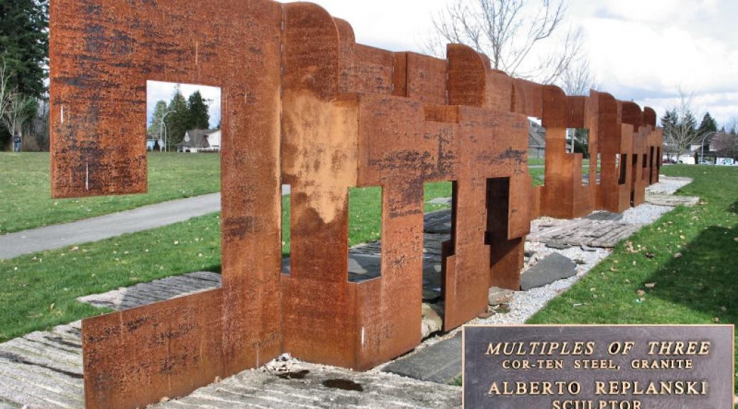 Sculpture - Multiple of Three