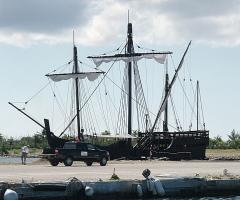 14th Century Pirate Ship