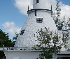 The lighthouse, Bodden Town