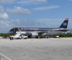 US Air flight 581