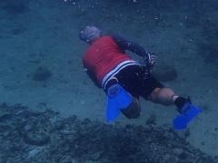 M diving
