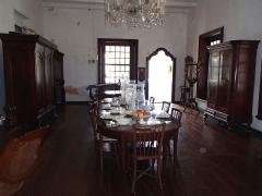 The mahogany room