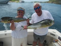 Fishing in Curacao