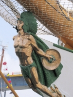 Love the figurehead