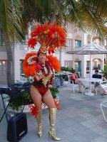 Cuba in Carnaval gear