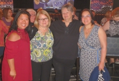Jeanette, Donna, Pam and Gloria