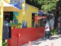 St. Maarten bar