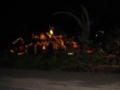 Christmas lights on St. Maarten, 2009