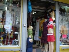 Shopping in Marigot